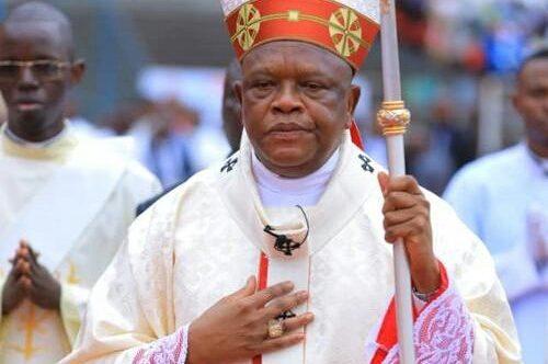 Lubumbashi: le cardinal Fridolin Ambongo appelle les politiques à surmonter les divergences