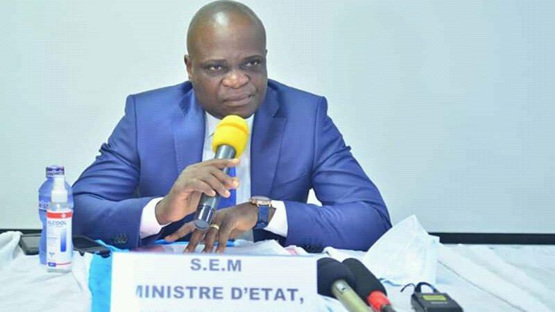 RDC: recherché par la justice pour détournement des fonds de la gratuité de l'enseignement,  Willy Bakonga a été arrêté à Brazzaville