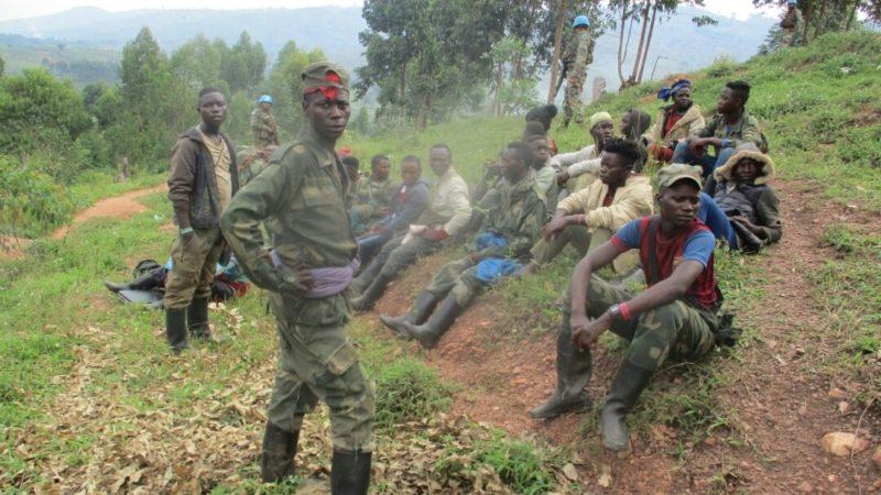 Nord Kivu: le retour de rebelles du M23 annoncé avec 3 morts à Rutshuru