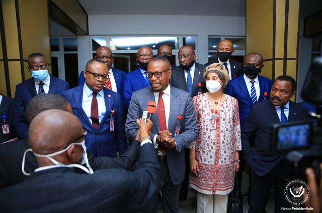 RDC: les questions sur le consensus autour du processus électoral soumises au chef de l'Etat
