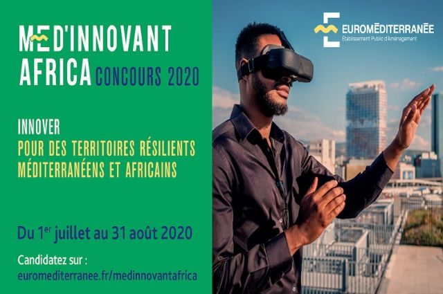 MED'INNOVANT AFRICA 2020 :un concours pour les  start-up africaines
