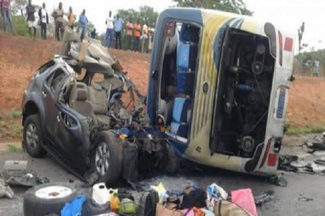 Lualaba: 9 morts dans un accident de circulation
