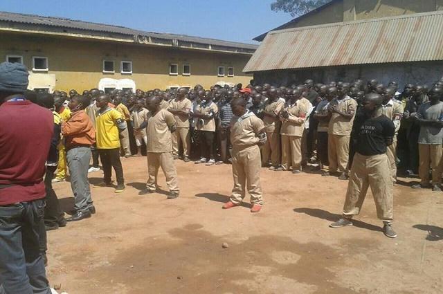 Haut-Katanga:70% des personnes dans les prisons sont en détention préventive