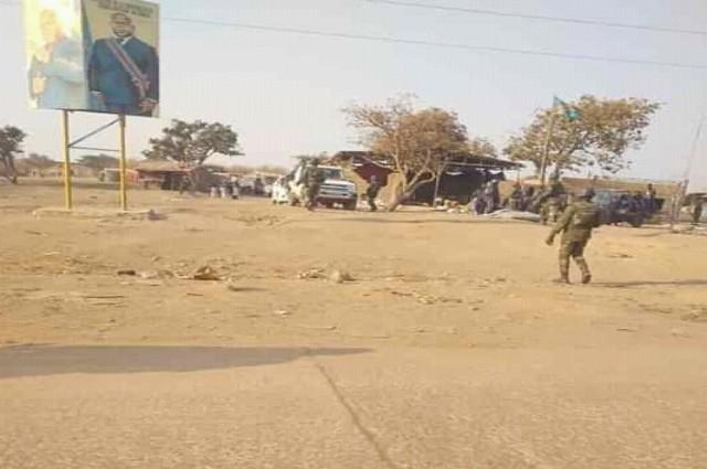 Haut-Katanga: déguerpissement de la Base Bilanga, c'est l'UDPS qui en a fait la demande, Bruno Tshibangu