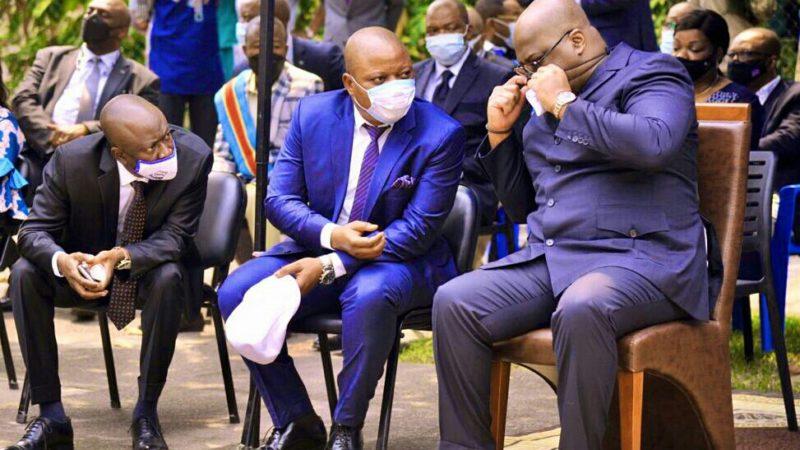 RDC: UDPS se dit déçu du comportement de certains de ses militants