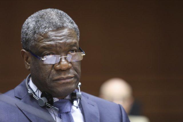 Lubumbashi: «le temps est venu de rendre justice aux victimes de violation des droits Humains en RDC», Denis Mukwege