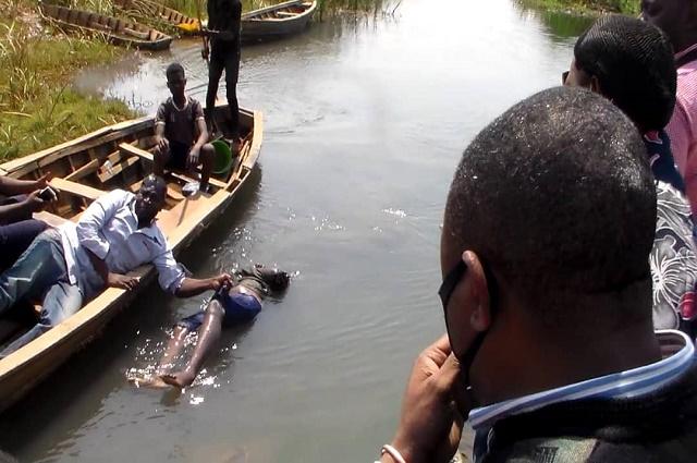 Lubumbashi: un corps sans vie repêché dans la rivière Kimilolo