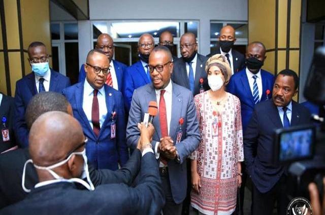 RDC-reformes électorales: le FCC et l'UDPS, deux grands absents