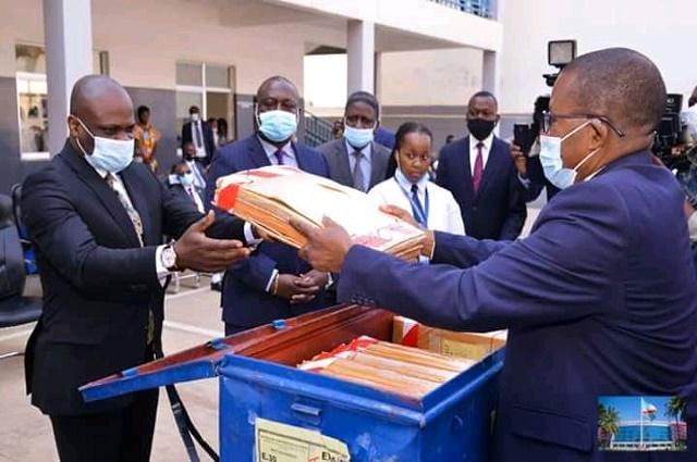 RDC: lancement de l'examen d'Etat à partir de Lubumbashi