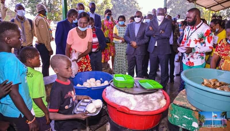 Lubumbashi: Jacques Kyabula déterminé à éradiquer le phénomène «enfants de la rue»