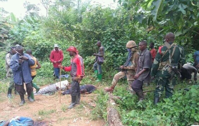 Nord-Kivu: les FARDC ont ramassé 29 corps sans vie à Mwalika