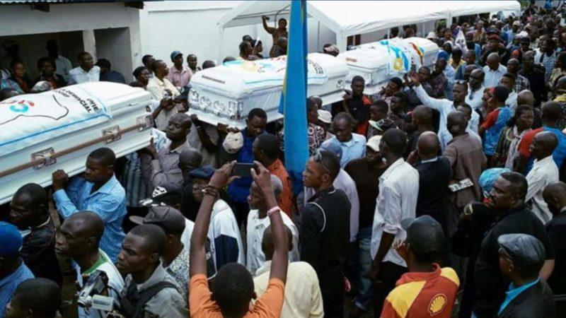 Jean Marc Kabund :«l'UDPS compte plus des victimes que tout autre parti en RDC»