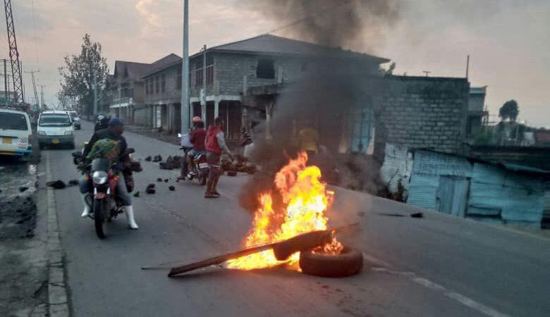 Nord Kivu: certains militants de l'UNC se sont organisés pour saboter la présence de Félix Tshisekedi à Goma