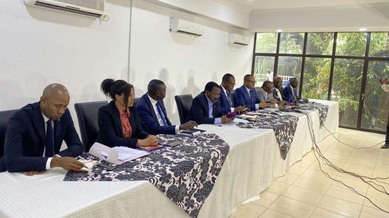 G13: «Nous voulons la tenue des élections dans le respect des délais constitutionnels et de la loi»
