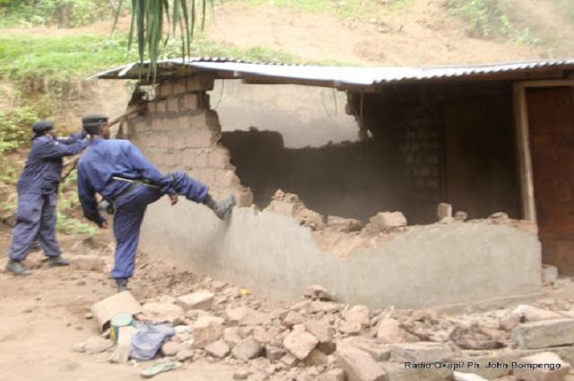 Lualaba: soulèvement des victimes de démolition des maisons près du barrage Busanga
