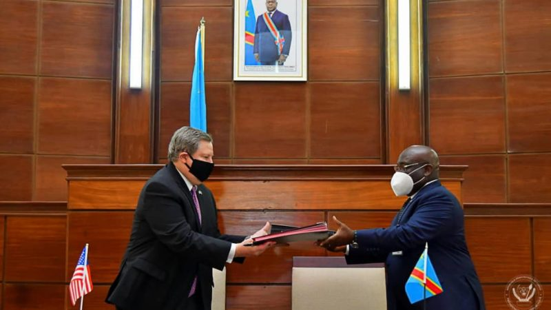 Accord militaire RDC-USA: c'est la RDC qui gagne
