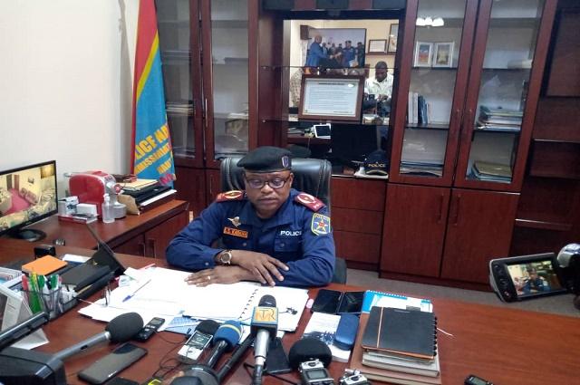 Haut-Katanga: polémique autour des chiffres sur l'insécurité