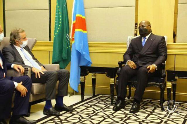 France-RDC: par son émissaire, Emanuel Macron réitère son soutien à Félix Tshisekedi
