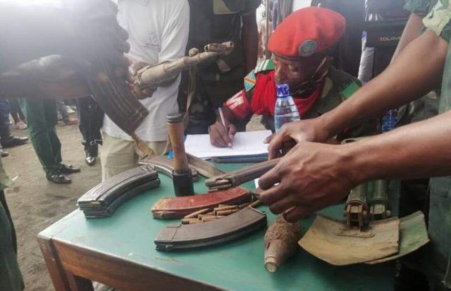 Goma : pour lutter contre l'insécurité, les autorités on lancé l'opération 100 dollars contre une arme