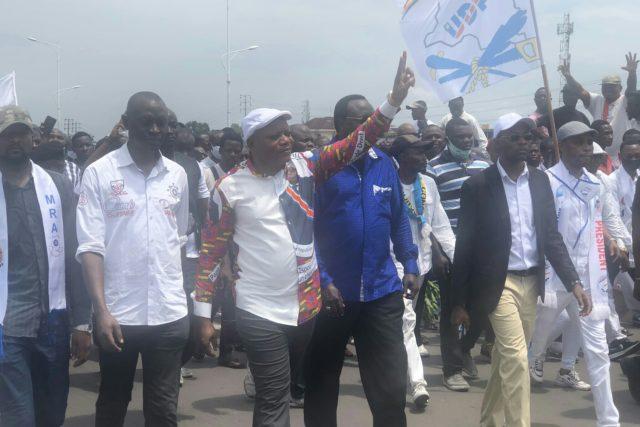 RDC: l'UDPS en marche pour soutenir les consultation du président Félix Tshisekedi