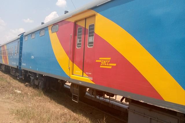 Nouvelles locomotives SNCC