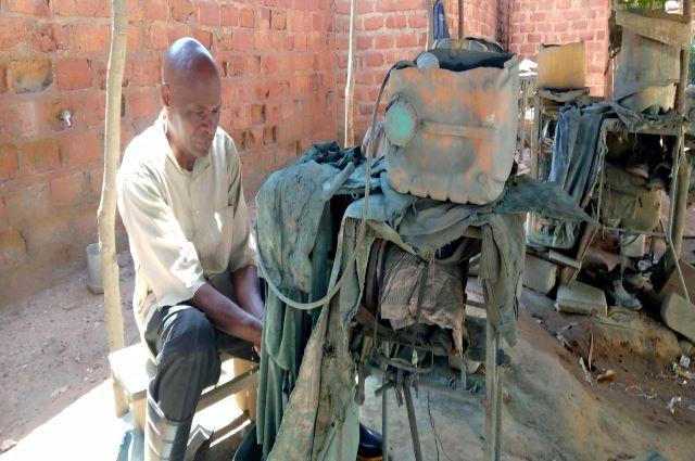 Lubumbashi : le cri de cœur des artistes créateur d'objets d'arts en malachite