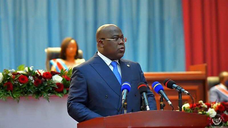 RDC: Tshisekedi dit tout faire et supporter pour maintenir la coalition fcc-cach sans succès