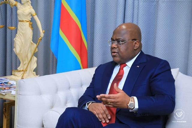 RDC: le président Felix Tshisekedi représentera l'Afrique au prochain sommet du G20 en Italie