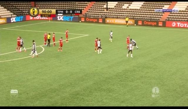 Sport: Tp Mazembe tenu en échec par Belouizdad 0-0 à Kamalondo