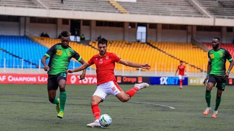 Caf-Championsligue: V-Club écrasé 0-3 par Al Haly au stade des Martyrs
