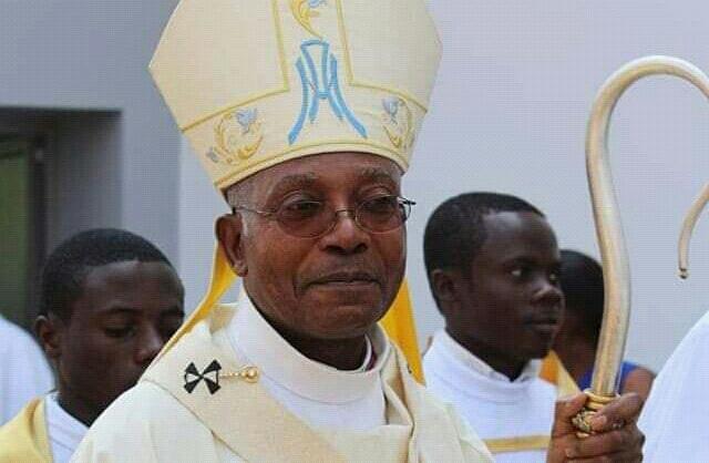 Lubumbashi: l'archevêque Jean Pierre Tafunga n'est plus