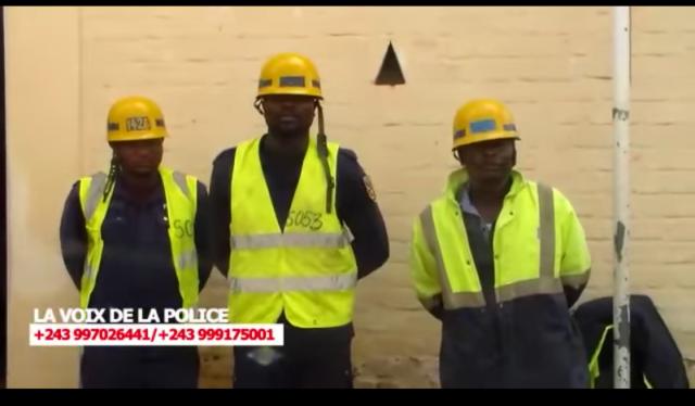 Lubumbashi: trois éléments de la pcr radiés de la police pour tracasserie