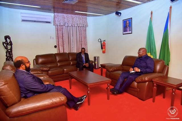 Union-Afrique: Felix Tshisekedi a participé aux funérailles officielles de Magufuli en Tanzanie