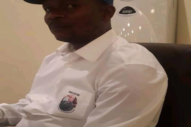 Haut-Katanga-gouvernement provincial: Georges Mawine quitte le ministere des Mines pour le commissariat de transport et tourisme