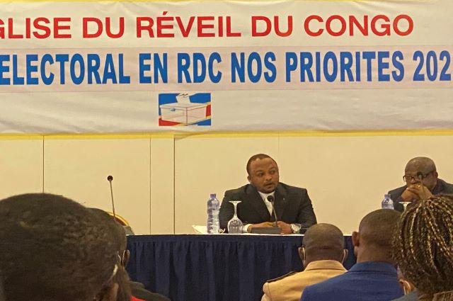 RDC-Elections 2023: les Eglises de réveil pour la mise en place du bureau de la CENI avant la CENI