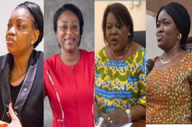 RDC-Gouvernement SAMA LUKONDE: des femmes  au parcours avéré