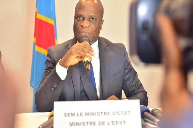 RDC: le Ministre sortant de l'EPST Willy Bakonga  invité à comparaître à la cour de cassation