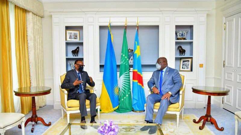 RDC-Rwanda: Tshisekedi peureux ou diplomate face aux propos de Kagame?