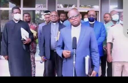 RDC-élections 2023: les  religieux exigent l'examen  de la loi sur la CENI