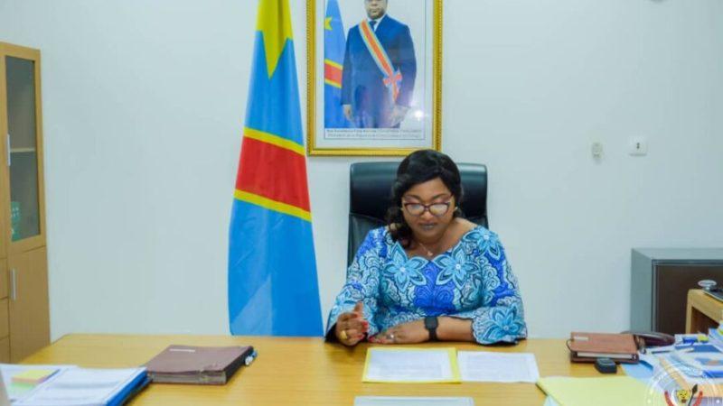 RDC: le ministre du genre s'engage à combattre les violences sexuelles