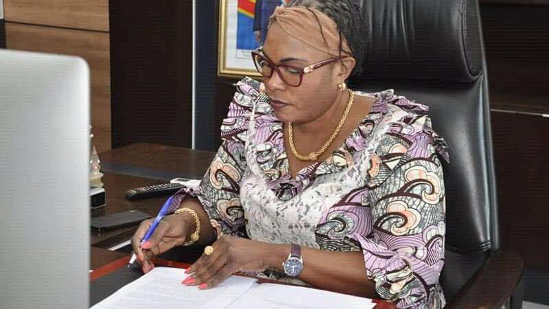 Lualaba: Fifi Masuka signe un partenariat avec la fondation Bill et Melinda gâtes pour la vaccination des enfants