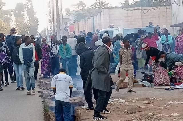 Kolwezi: des habitants du village Samukinda dispersés après 4 jours de sit in devant l'assemblée provinciale