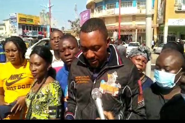 Lubumbashi : autorisée, la marche en faveur de la proposition de la loi  Tshiani finalement annulée