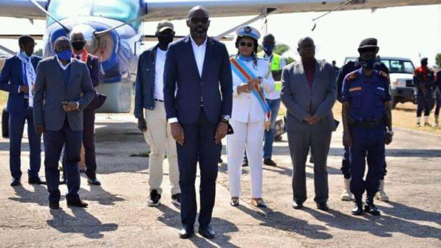 Tanganyika: le gouverneur Kayabala annonce les grands travaux et exhorte la population à la paix