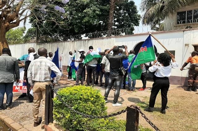 Lubumbashi-marche Lamuka : une cinquantaine des partisans dispersés par la police