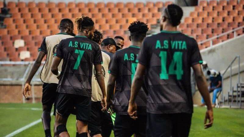 CAF: Vita Club éliminé par les sud africains de Marumo à Kinshasa
