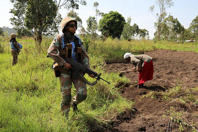 Beni : un soldat tue cinq personnes d'une même famille à Mbau