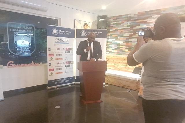 Global compact en appui à la responsabilité sociétale des entreprises de la RDC