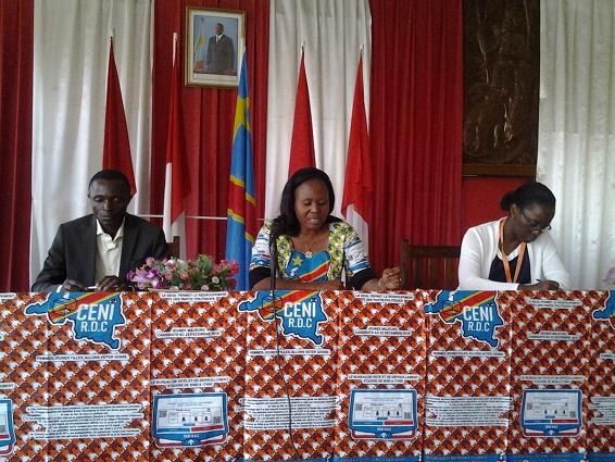 Élections en RDC : les candidatures doivent remplir des conditions des fonds et des formes