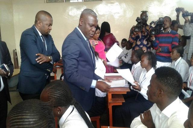 RDC: début des examens d'Etats